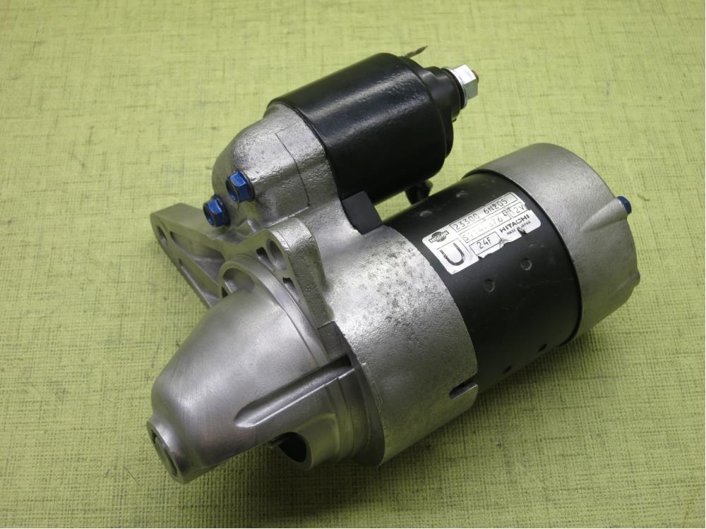 Стартер Nissan Primera P12 233006N205
