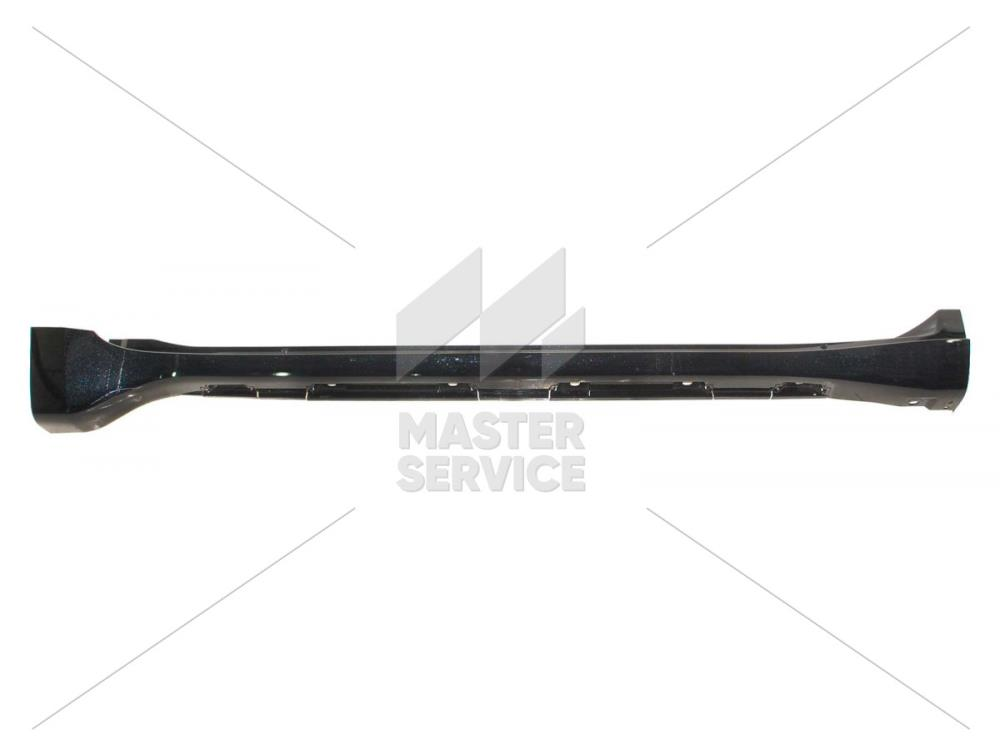 Накладка порога Toyota Land Cruiser Prado 7580560050C1